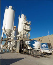 Ready Mix Concrete Supplier Industrial Plant Photo - Detroit Ready Mix Concrete, Inc.